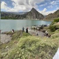 Общероссийская акция по уборке от мусора водоемов и берегов Вода России