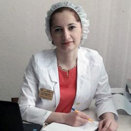 Магомедалиева Айшат Лабазановна