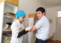 Начата прививочная компания против гриппа1